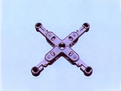 JZX4十字阻尼间隔棒