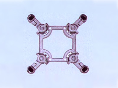 FJZ框架型阻尼间隔棒